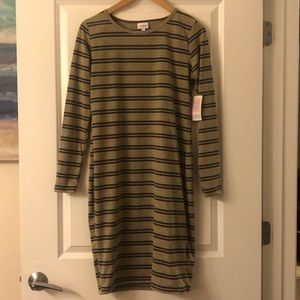 Lularoe Debbie dress - never worn